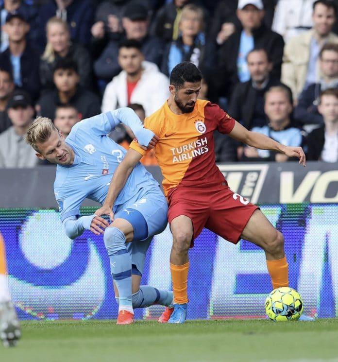 Randers x Galatasaray