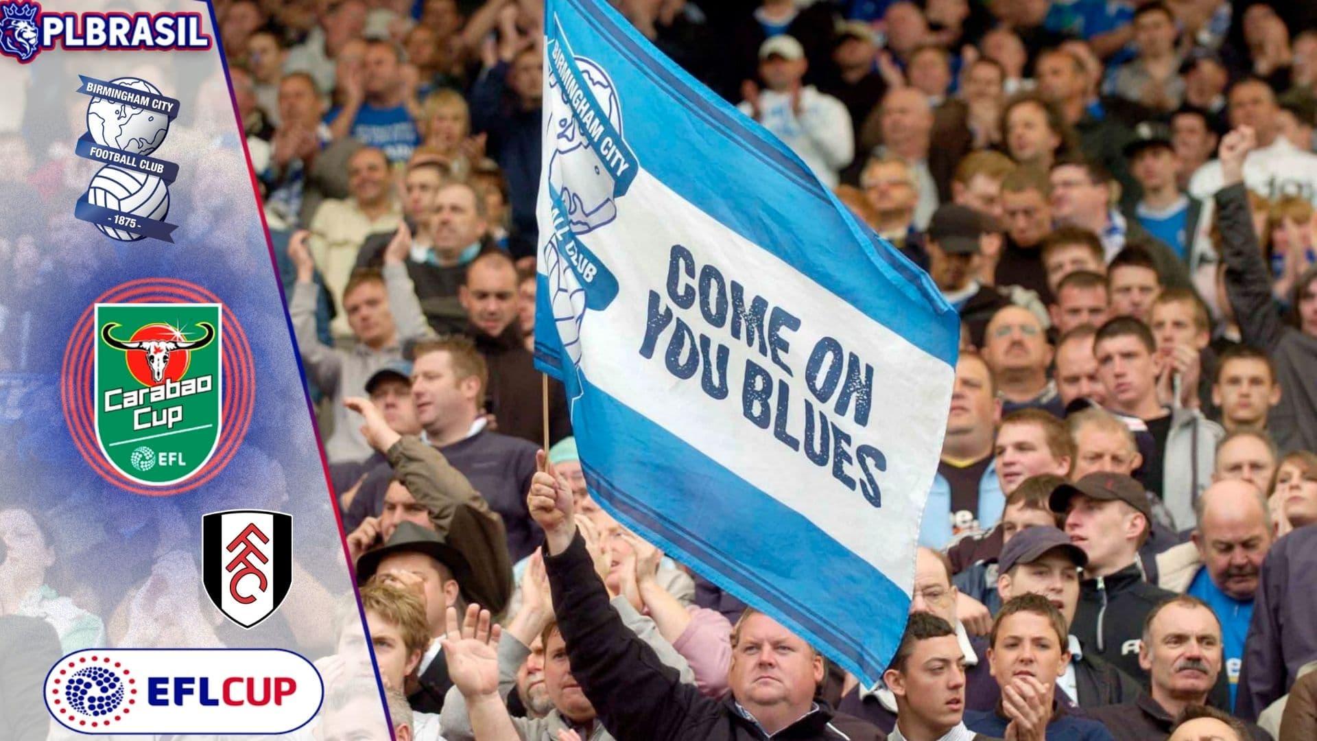 Birmingham City x Fulham