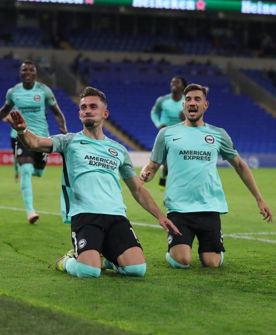 Cardiff City x Brighton
