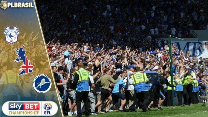 Cardiff x Millwall