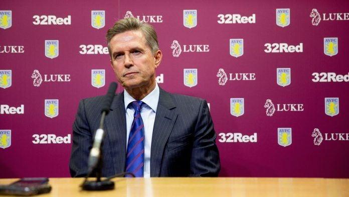 Christian Purslow fala pelo Aston Villa após saída de Jack Grealish.