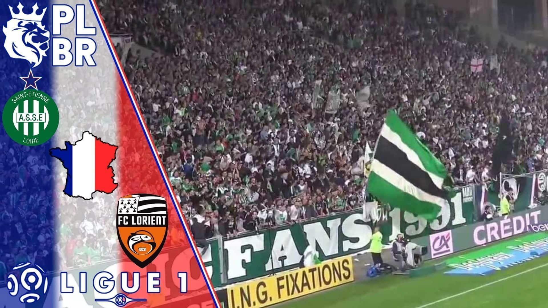 Saint-Étienne x Lorient