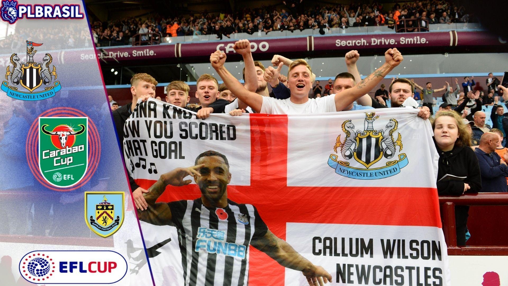Newcastle x Burnley