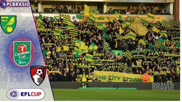 Norwich City x Bournemouth