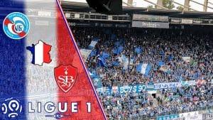 Strasbourg x Brest