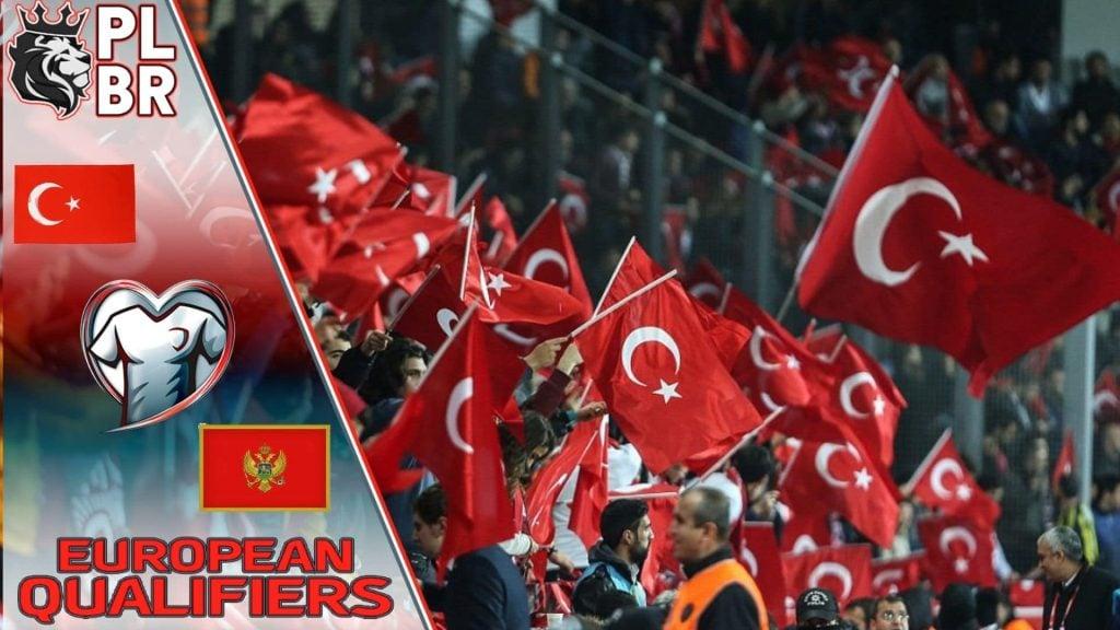 Turquia x Montenegro