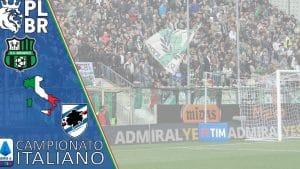 Sassuolo x Sampdoria