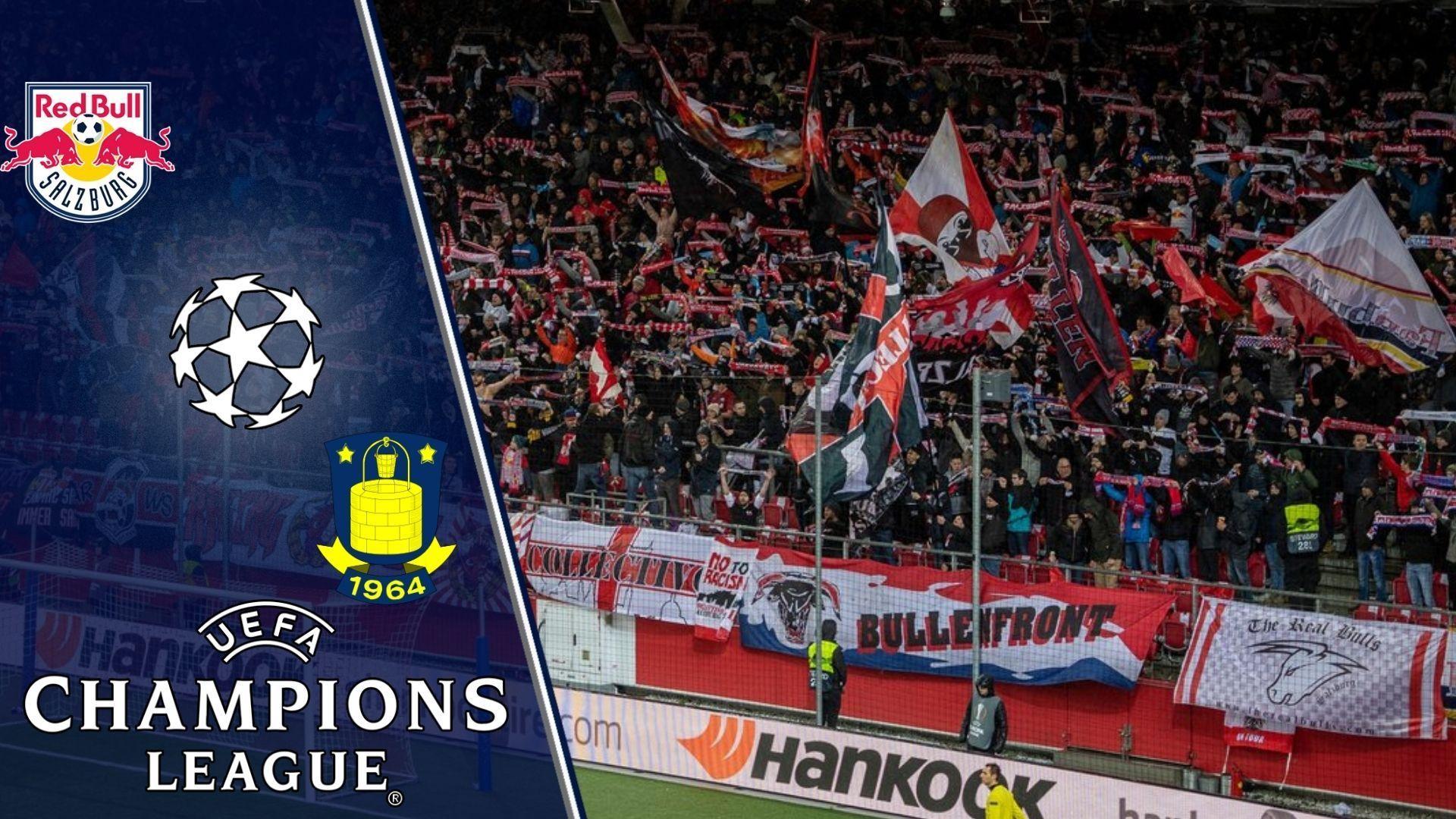 RB Salzburg x Brondy