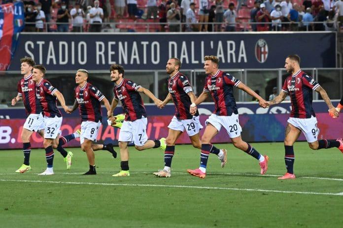 Bologna x Salernitana