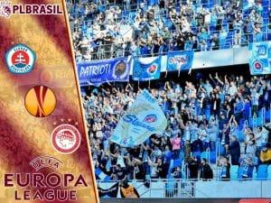 Slovan Bratislava x Olympiacos