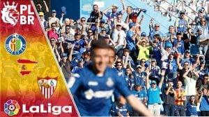 Getafe x Barcelona