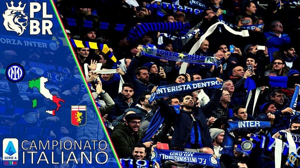 Inter de Milão x Genoa