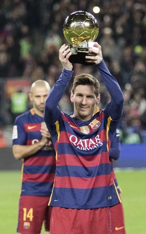 Barcelona - Lionel Messi