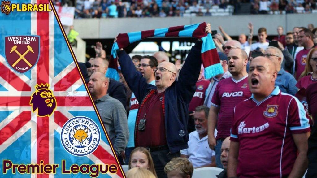 Palpite, Prognóstico e Odds para West Ham e Leicester - 23/08