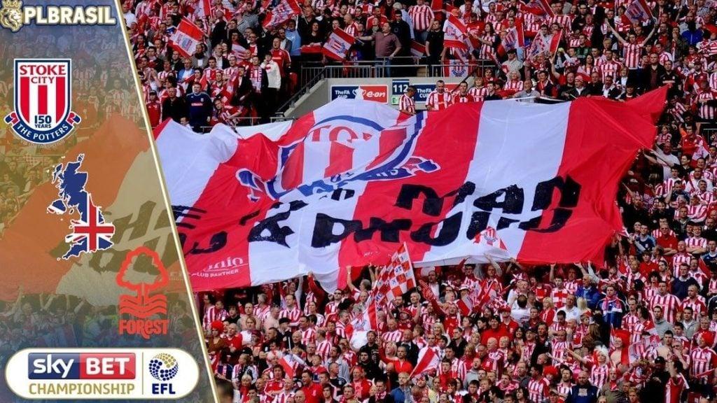 Stoke City Nottingham Forest