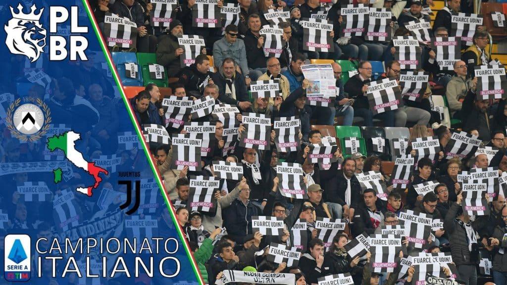 Udinese x Juventus