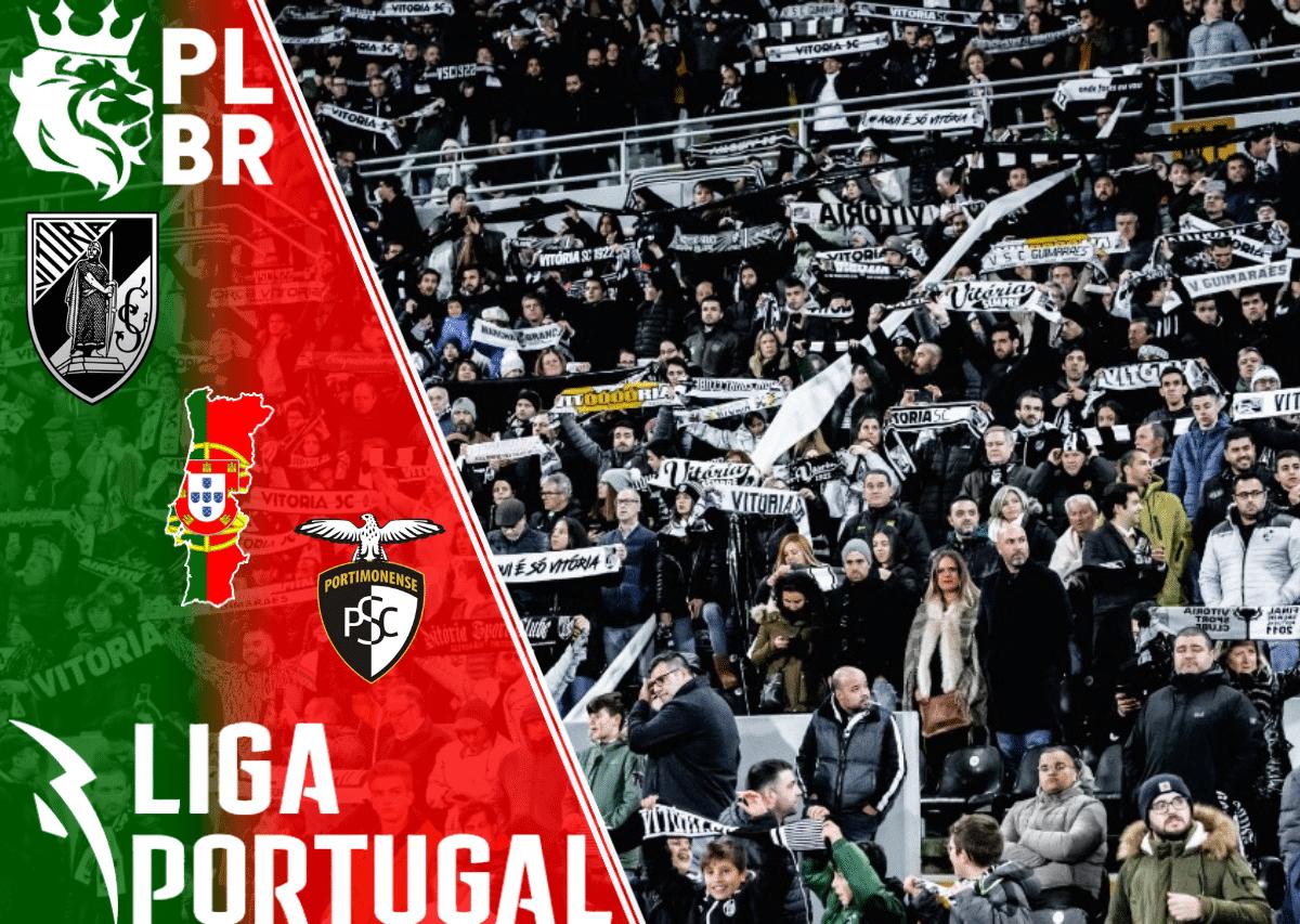 Vitória de Guimarães x Portimonense