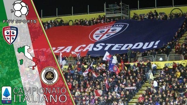 Cagliari x Spezia