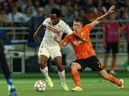 Shakhtar x Monaco