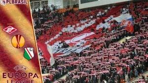 Spartak Moscow x Legia Warszawa
