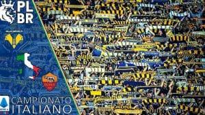 Hellas Verona x Roma