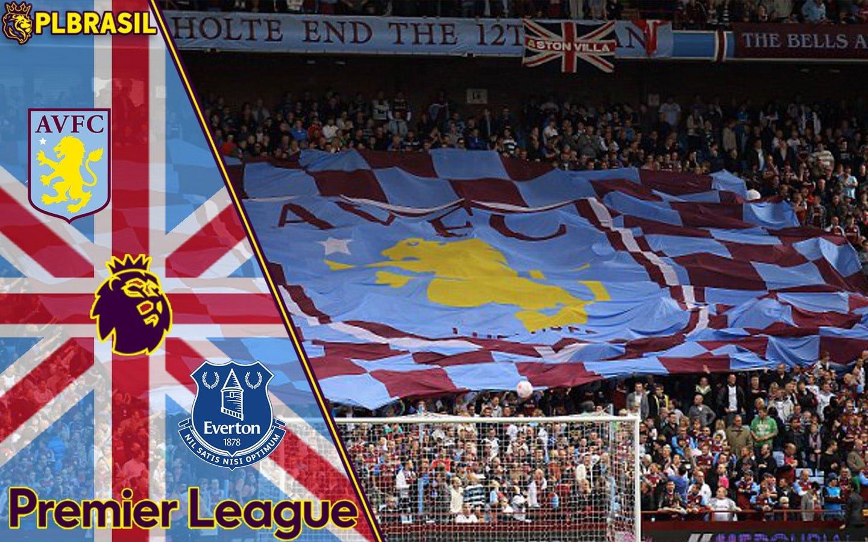 Aston Villa x Everton 18/09