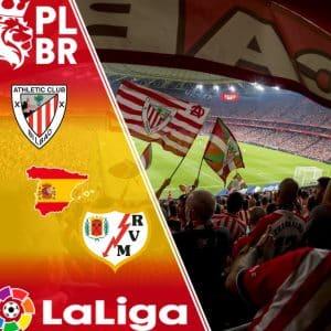 Athletic Bilbao x Rayo Vallecano