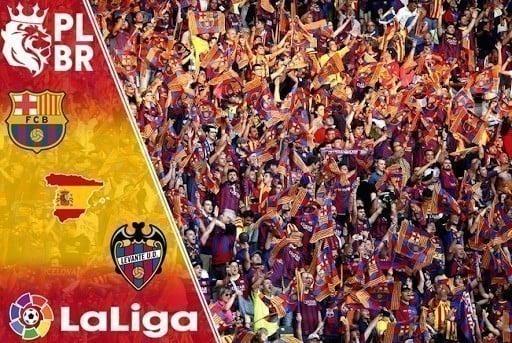 Barcelona x Levante