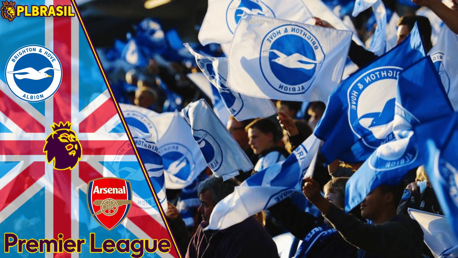 Brighton x Arsenal