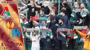 Lokomotiv Moscou x Olympique de Marseille