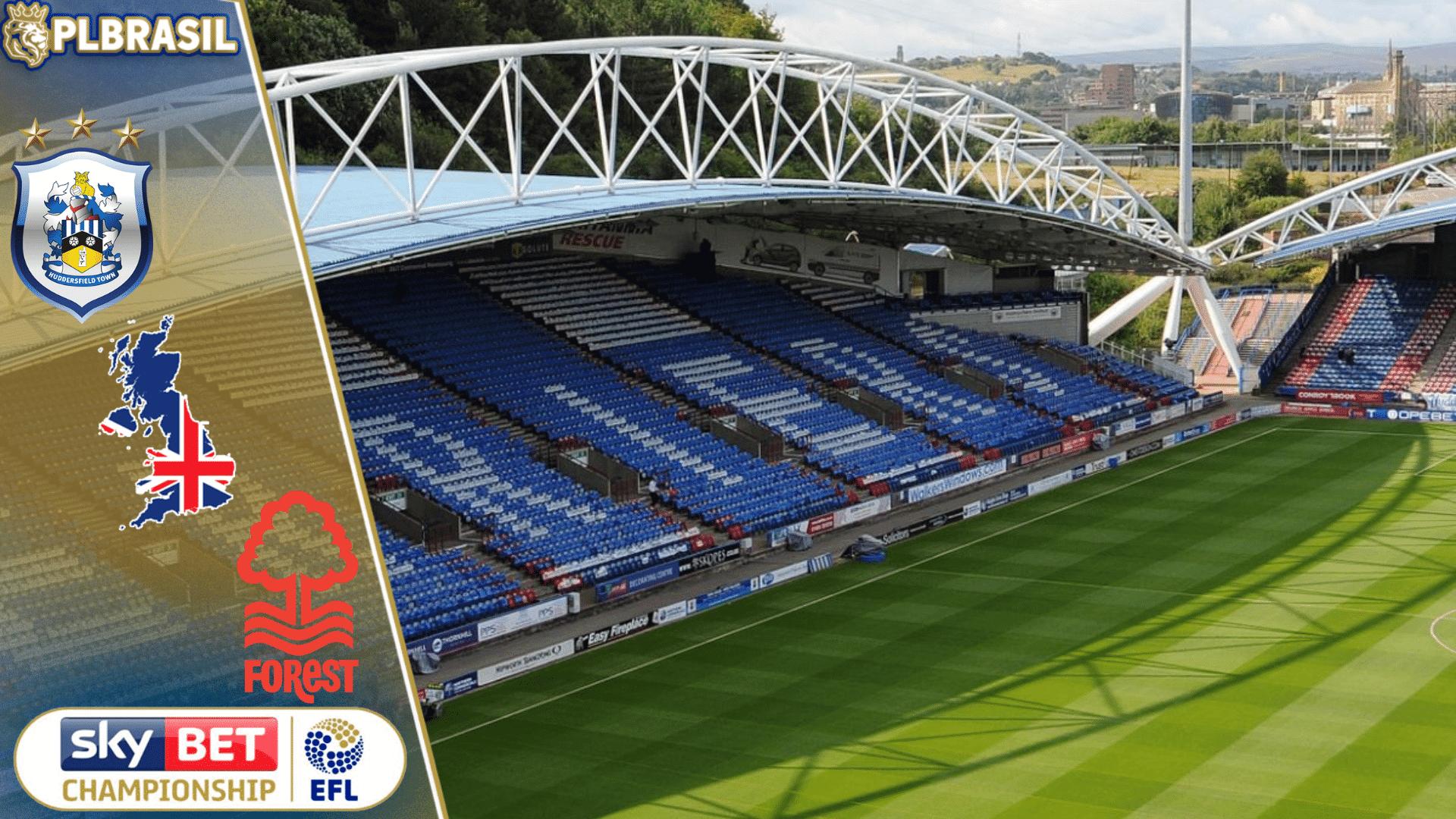 Huddersfield x Nottingham