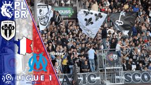 Angers x Olympique de Marseille