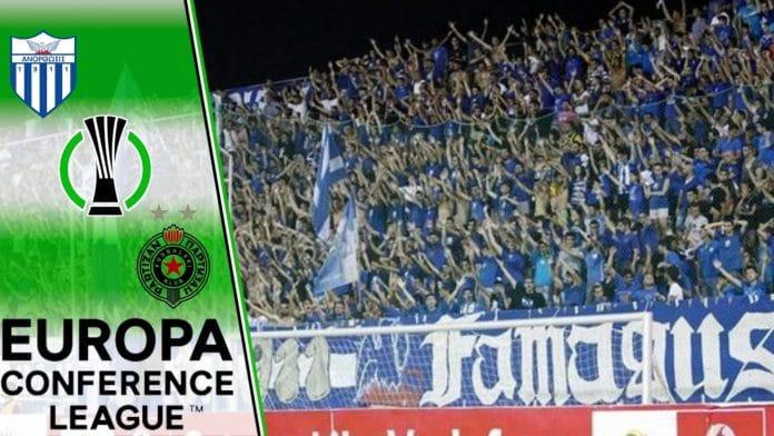Anorthosis x Partizan