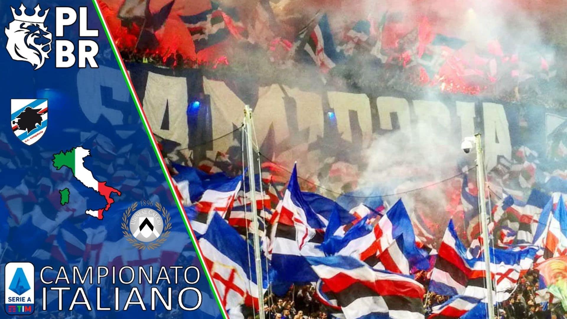 Sampdoria x Udinese