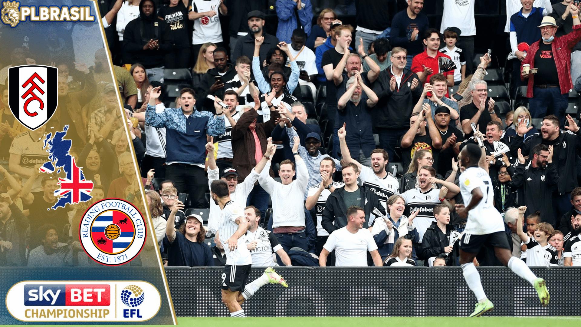 Palpites, Prognósticos e Odds para Fulham x Reading - 18/09