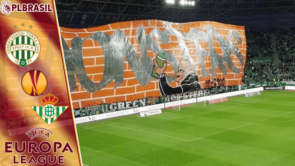 Palpite, Prognóstico e Odds para Ferencváros x Real Betis – 30/09