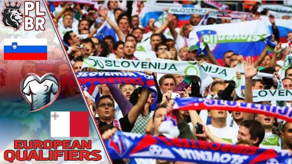 Palpite, Prognóstico e Odds para Eslovênia x Malta - 04/09