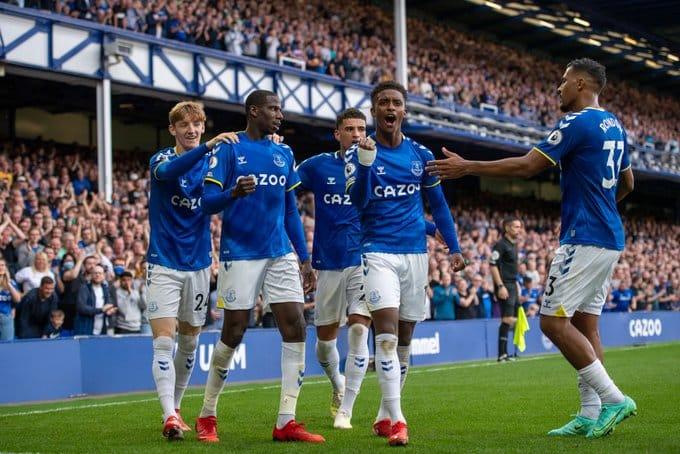 Everton x Norwich