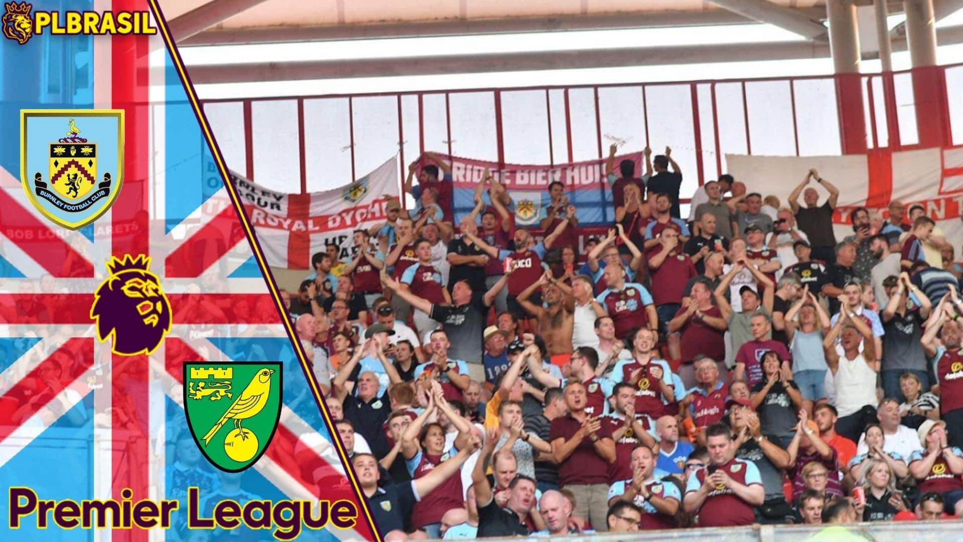 Burnley x Norwich