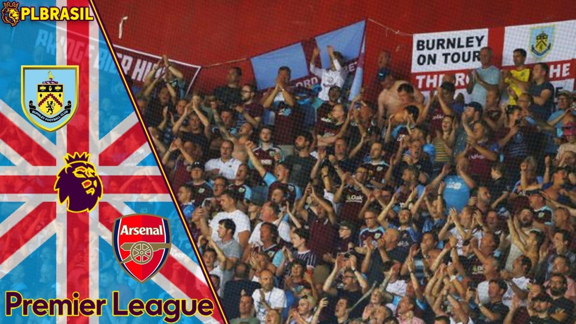 Palpite & Prognóstico - Burnley x Arsenal
