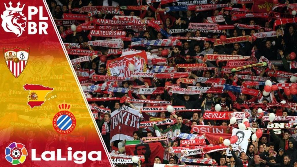 Sevilla x Espanyol