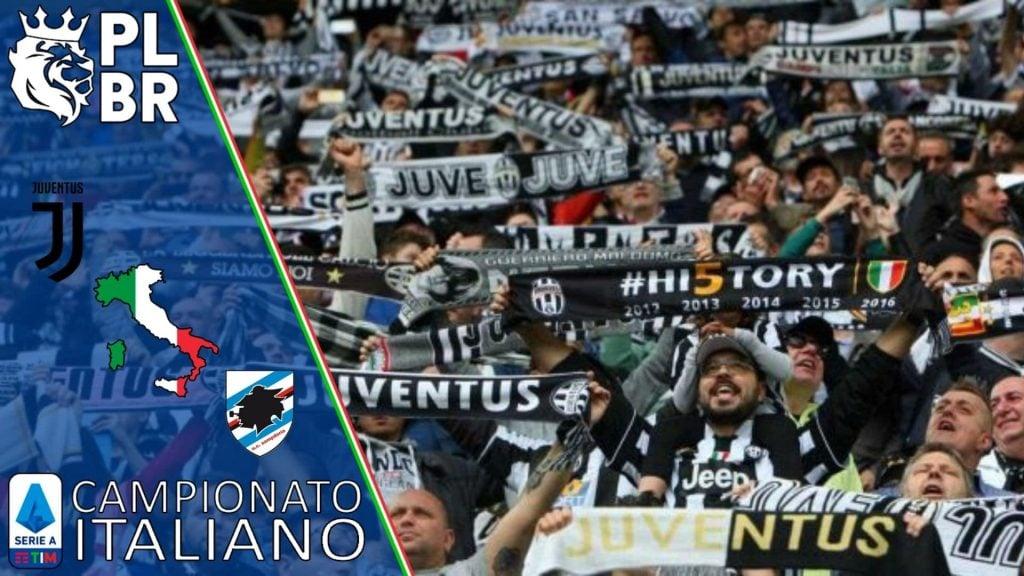 Juventus x Sampdoria