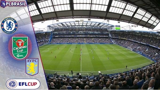 Chelsea x Aston Villa