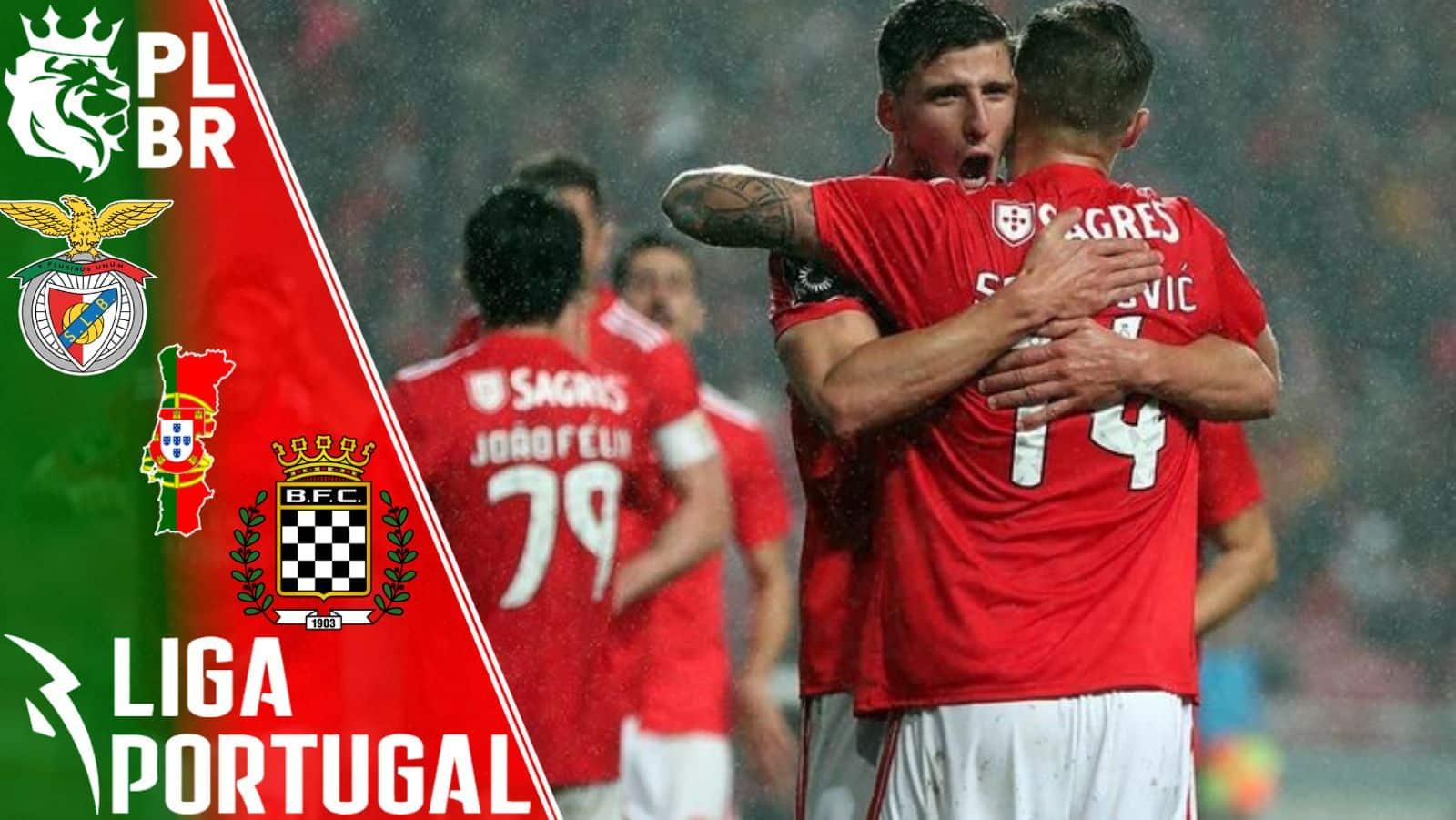 Benfica x Boavista - 20/09