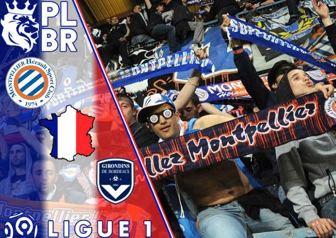 Montpellier x Bordeaux