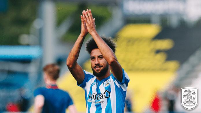 Sorba Thomas é jogador do mês do Huddersfield