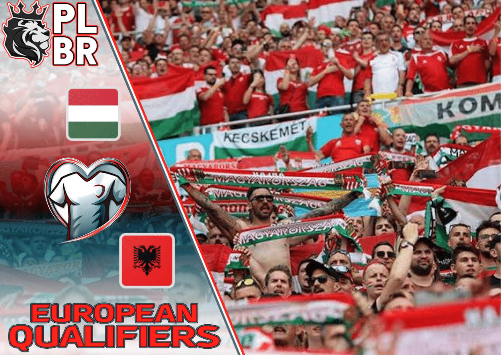 Hungria x Albânia