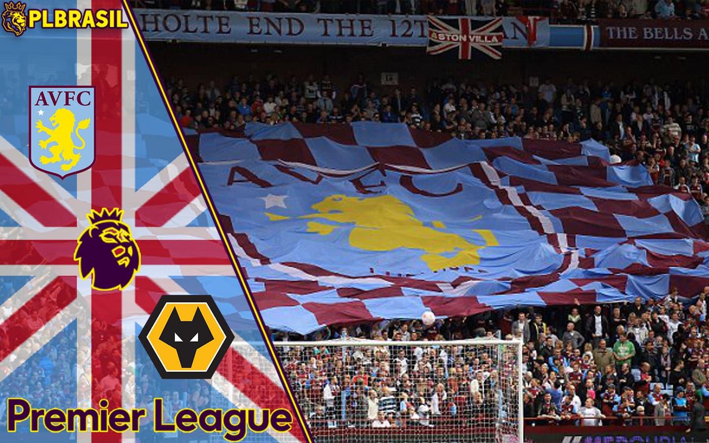 Aston Villa x Wolverhampton.
