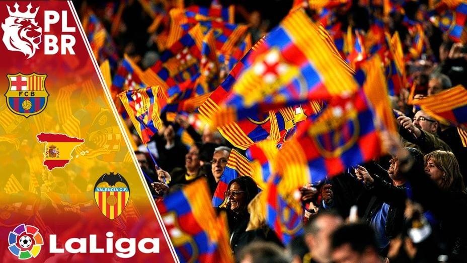 Barcelona x Valencia