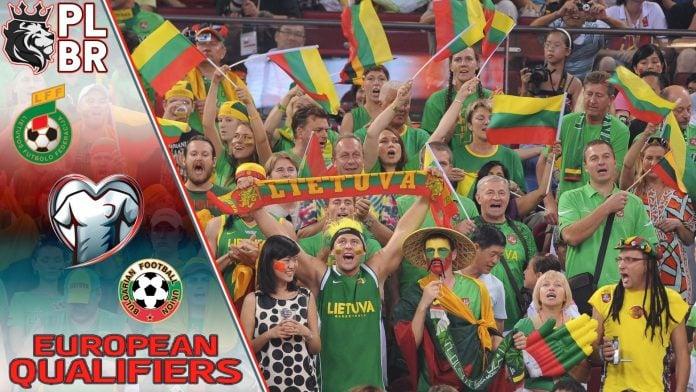 Lituânia x Bulgária